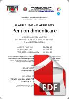 Giambellino 12 Aprile 2013