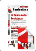 la donna nella resistenza