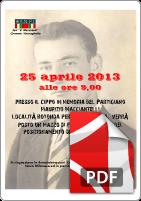 Vanzaghello 25 Aprile