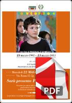 22 maggio a Cassina de' Pecchi