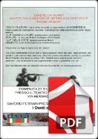 Iniziativa 23 Giugno 2013 Coordinamento Zona 9