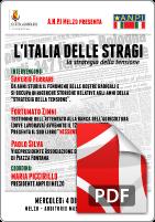 ITALIA DELLE STRAGI 4 Divembre 2013