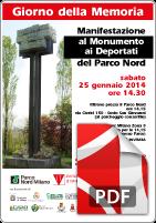 25 Gennaio Parco Nord