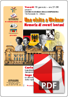 Una visita a Weimar
