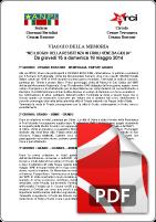 Viaggio memoria 2014 ANPI Cesano Boscone