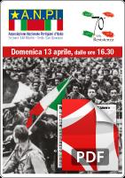 Anpi 25 Aprile_Manifesto pdf