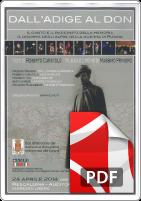 Locandina 24.4.2014- 2