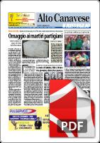 il Risveglio 11.09.2014 - Altocanavese - Pratiglione