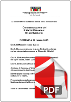 29 Marzo 2015 ANPI Cassano d'Adda