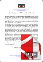 Importanti processi a Milano