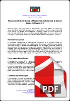 Relazione Roberto Cenati 23.5.2015