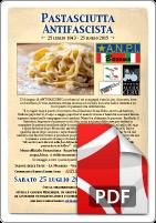 ANPI Barona Pastasciutta 2015
