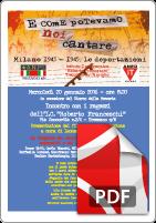 ANPI Trezzano - 20 Gennaio Mattina