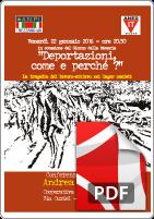 ANPI Trezzano - 22 Gennaio