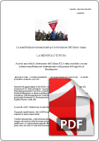 La manifestazione internazionale per la liberazione dell-ultimo campo (2)