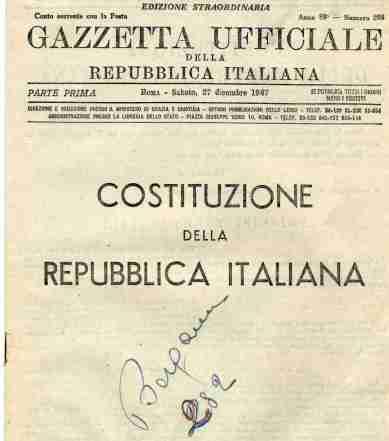 Art 111 costituzione